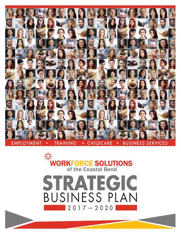 Strategic Business Plan 2017 - 2020 Strategic Business Plan 2017 - 2020