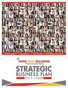 Strategic Business Plan 2017 - 2020