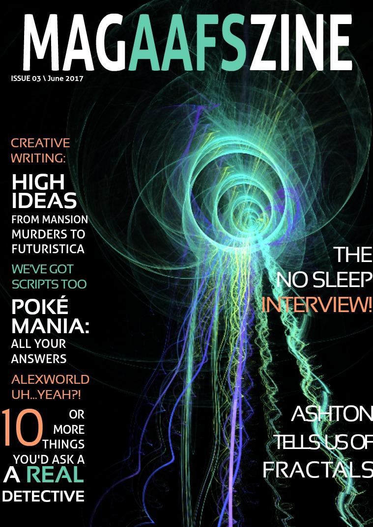 MagAAFSzine June 2017, Issue 3