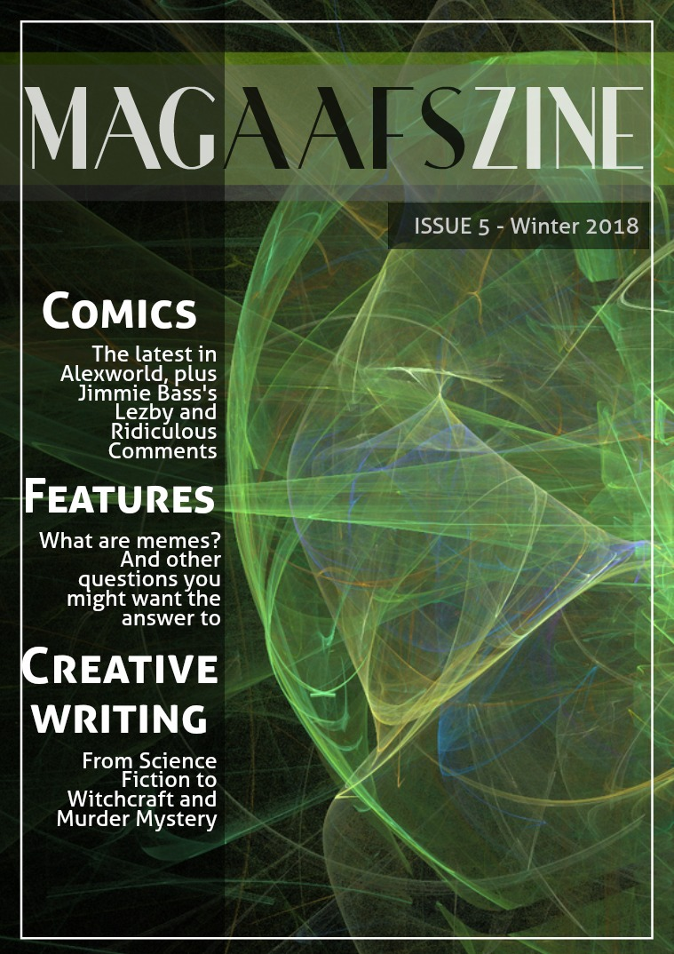 MagAAFSzine February 2018, Issue 5