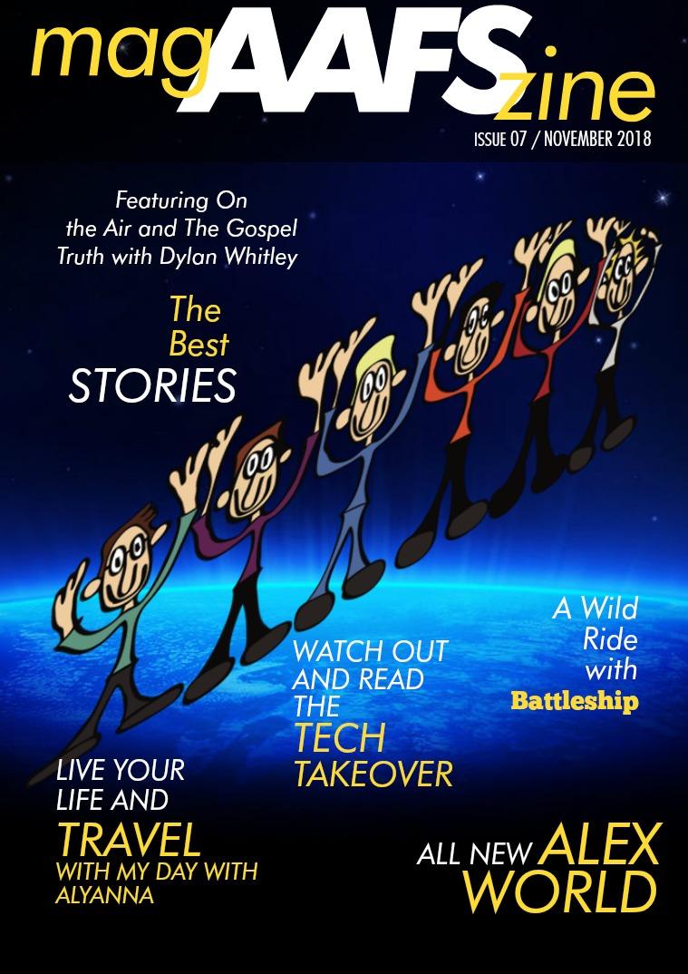 MagAAFSzine November 2018, Issue 7