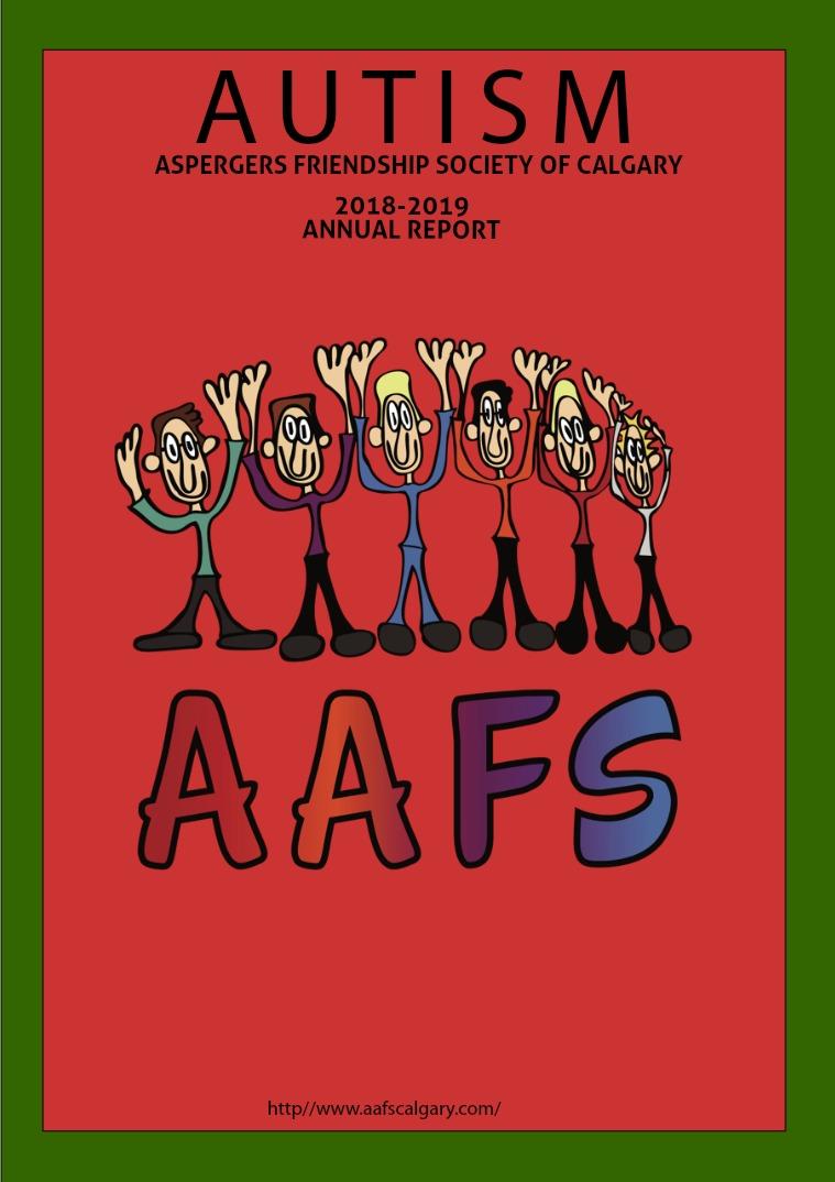 AAFS Annual Report 2018-2019