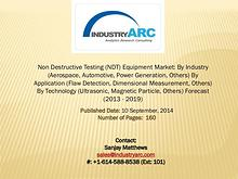 Non Destructive Testing Equipment Market products are highly demanded