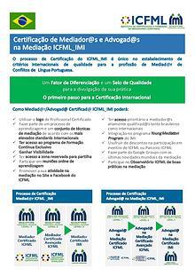 Certificação ICFML 2017