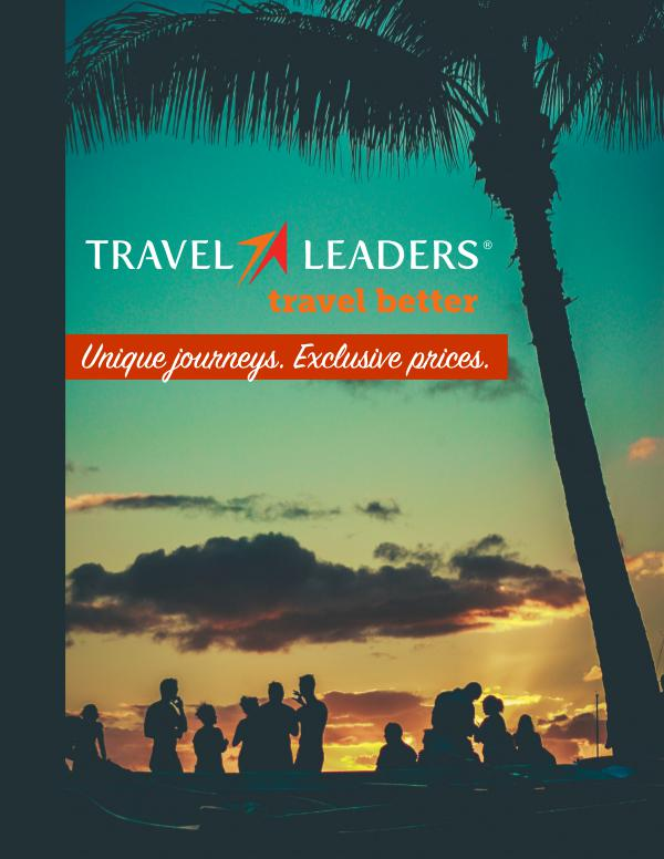 Travel Leaders Exclusive Space Travel Leaders Group eBook