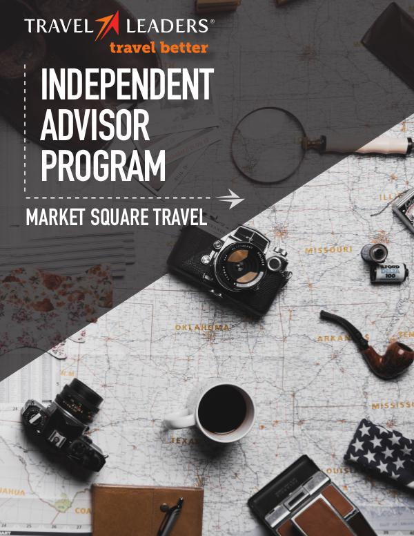 IC Hosting Program Overview Travel Leaders Independent Advisor Program
