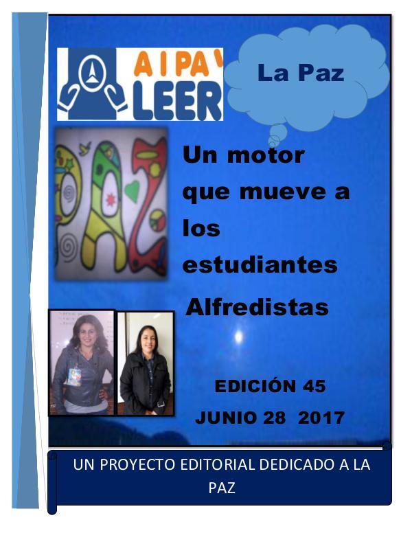 EDICION 45 JUNIO LA PAZ