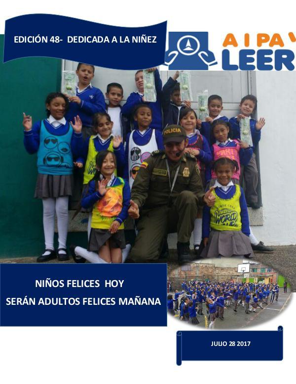 EDICION 48- EDICIÓN DEDICADA A LOS NIÑOS (1)