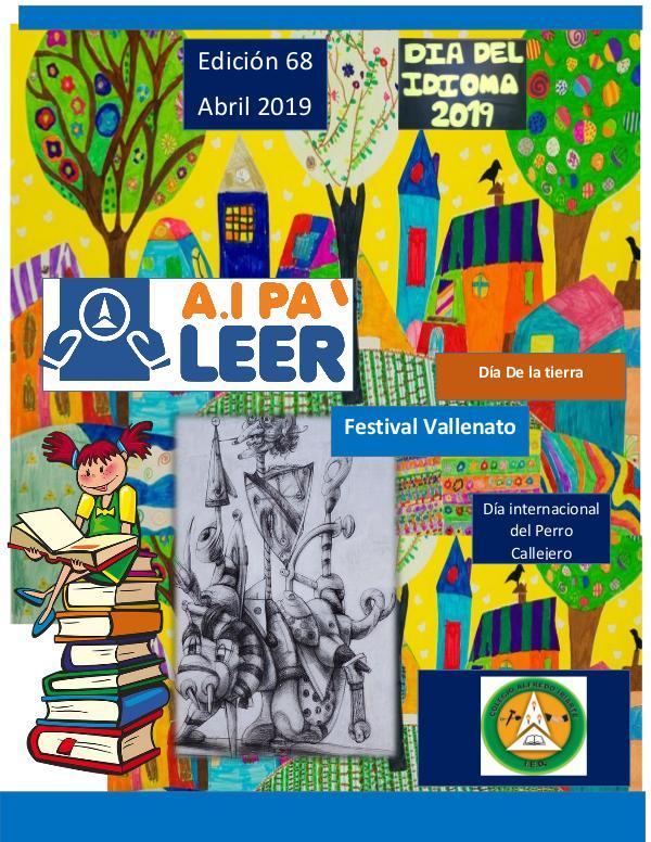 Edición 68 -  Abril 2019