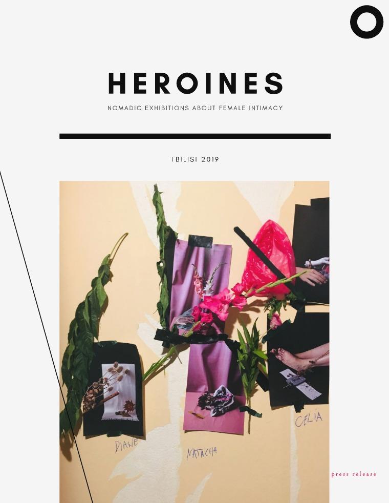 PR - HEROINES - 2019 - GEORGIA Press Release Heroines(clone)