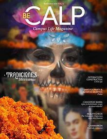 BE CALP - Noviembre 2016