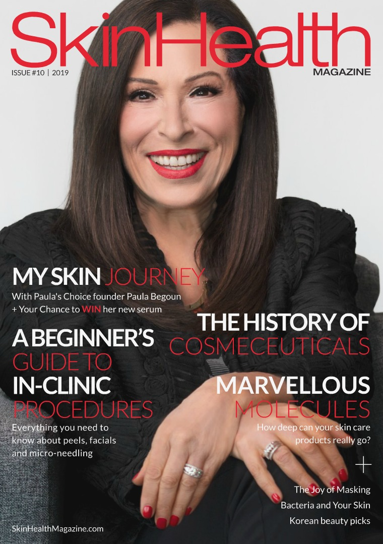 Skin Health Magazine Issue #10 / Winter 2019