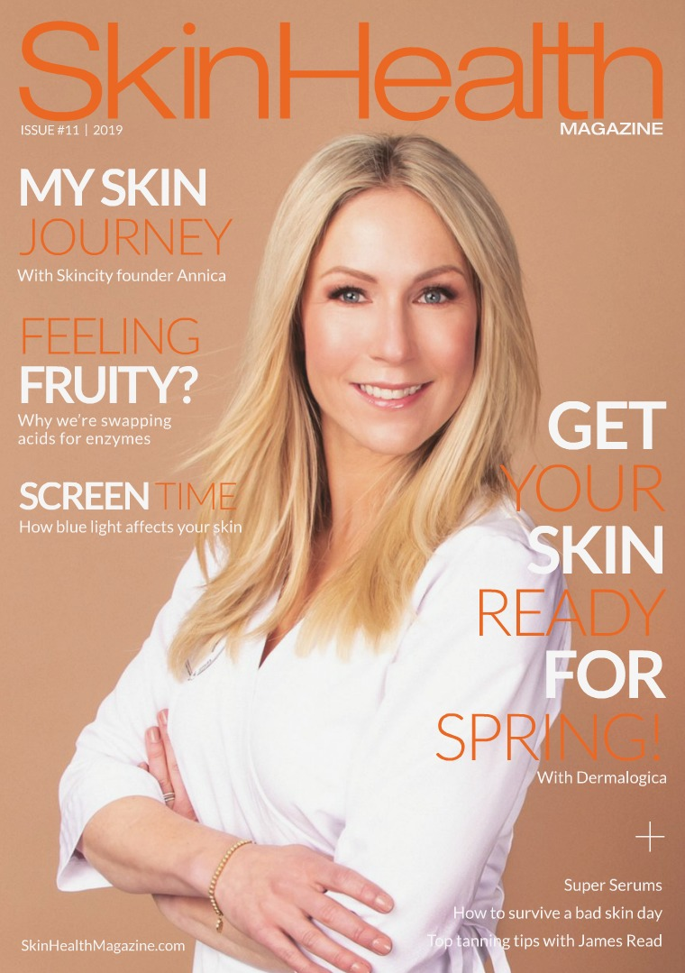 Skin Health Magazine Issue #11 / Spring 2019