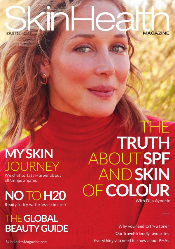 Skin Health Magazine Issue #12 / Summer-Autumn 2019