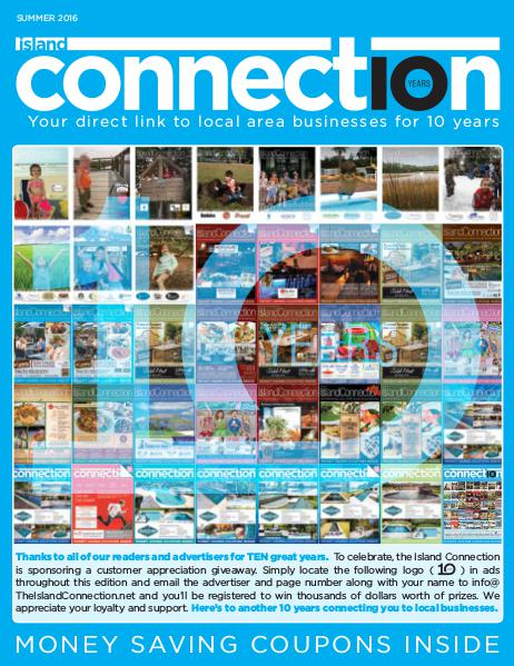 Island Connection 10 Year Anniversary Issue Island Connection 10 Year Anniversary Issue
