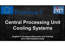 Central Processing Unit and Cooling Systems