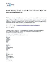 Slip Ring Market 2017-2022