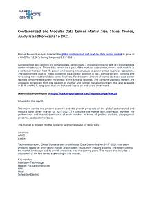 Containerized and Modular Data Center Market Size, Share and Growth