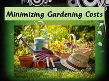 Minimizing Gardening Costs