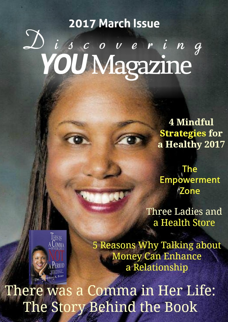 Discovering YOU Magazine March 2017 Issue