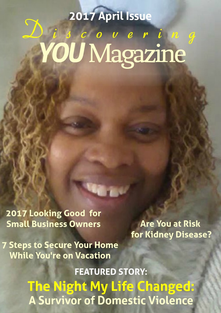 Discovering YOU Magazine April 2017