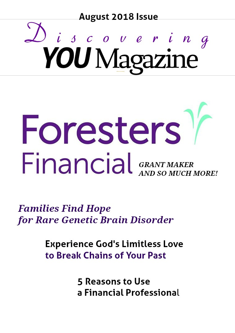 August 2018 Issue