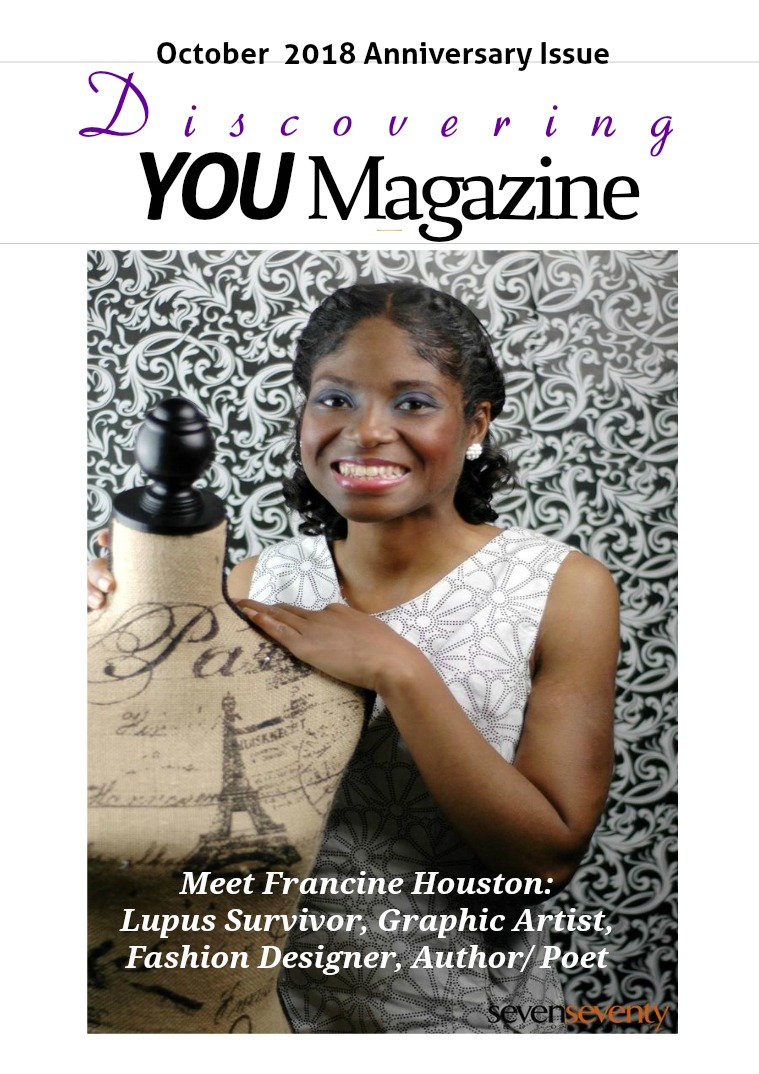 Discovering YOU Magazine October 2018 Issue