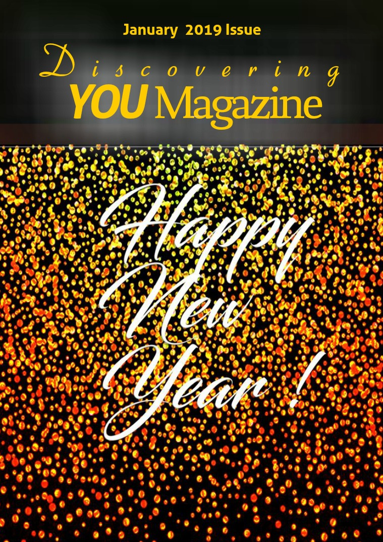 Discovering YOU Magazine January 2019 Issue