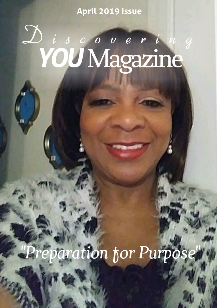 Discovering YOU Magazine April 2019 Issue