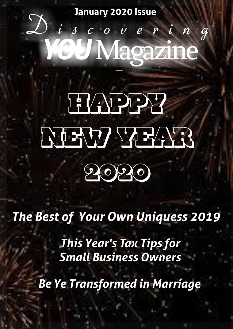 January 2020 Issue