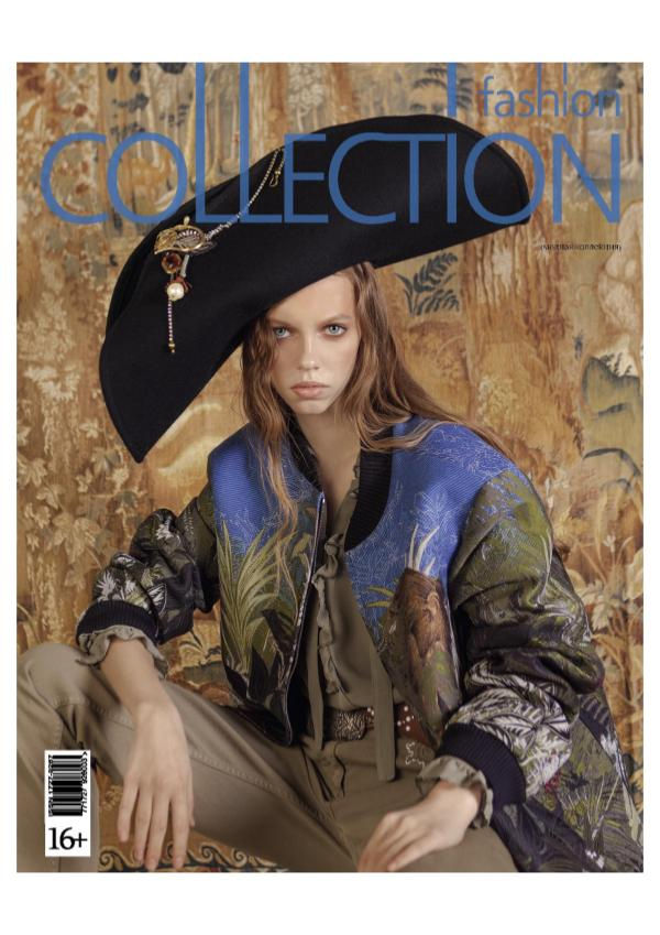 Fashion Collection Russia Fashion Collection SPRING 2019