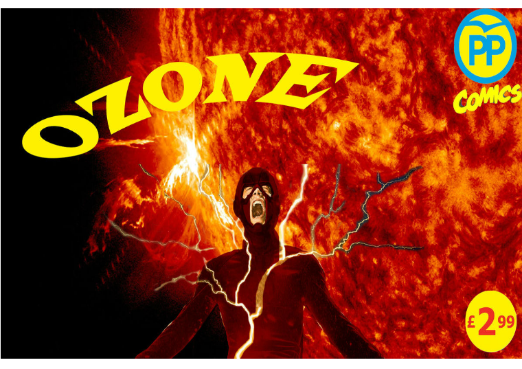 Comic- Ozone 1