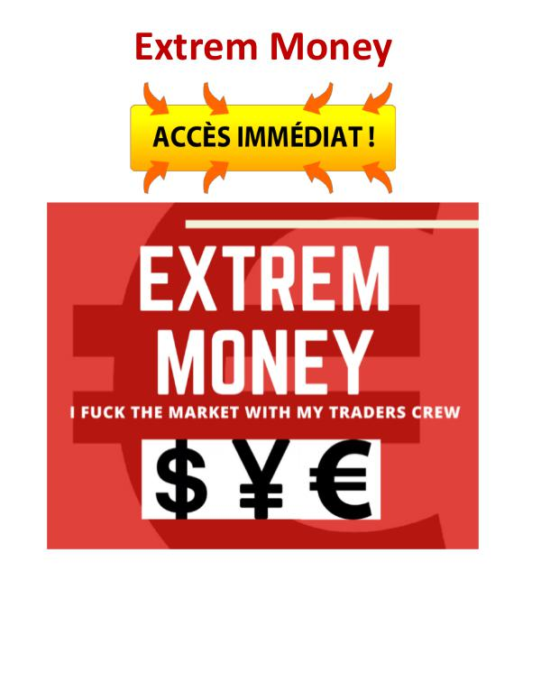 Extrem Money Avis Formation PDF Matt Kheireddine