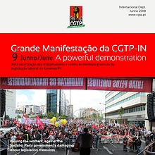 Departamento Internacional da CGTP-IN