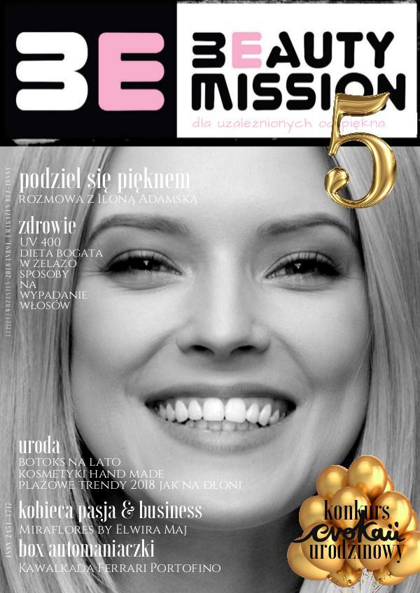 Beauty Mission eMagazyn eMagazyn Beauty Mission wydanie urodzinowe 9