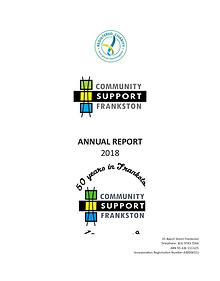 CSF Annual Report 2018