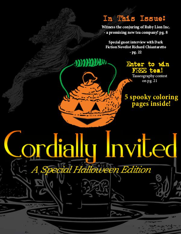 Cordially Invited Special Halloween Edition