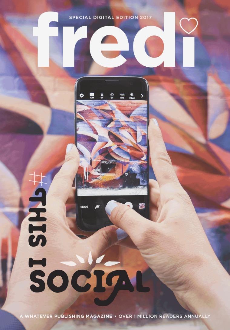 Fredi Magazine Special Digital Edition 2017
