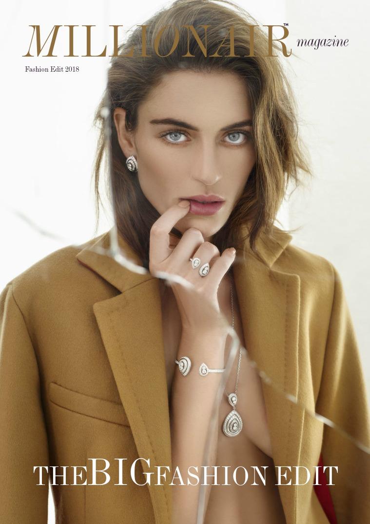 MilliOnAir interactive Magazine Fashion Edit 2018