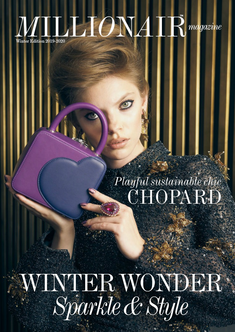 MilliOnAir Magazine Winter Edition