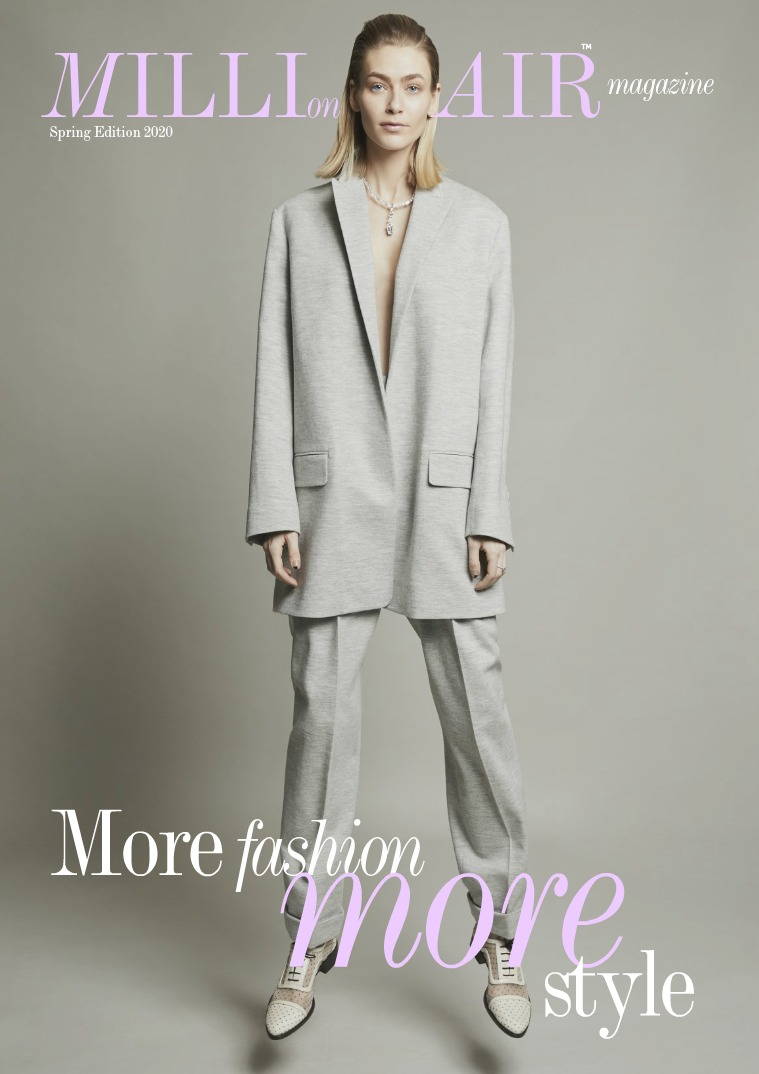 MilliOnAir Magazine Spring Edition