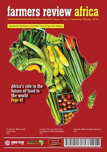 Farmers Review Africa Sept/Oct 2018