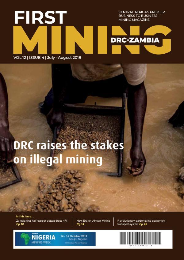 First Mining Drc-Zambia July/Aug 2019 First Mining DRC-ZAMBIA  July-August 2019 digital