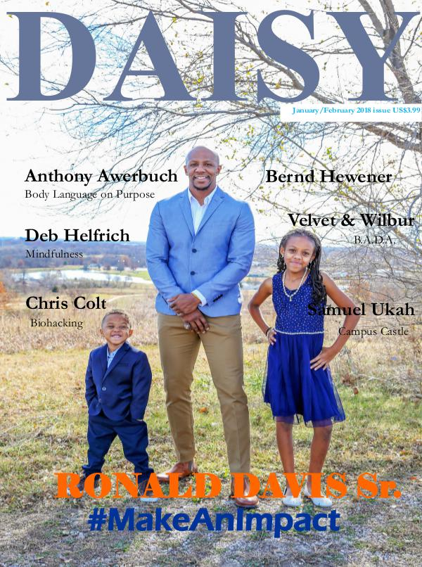 Daisy magazine Complete Daisy magazine January February 2018