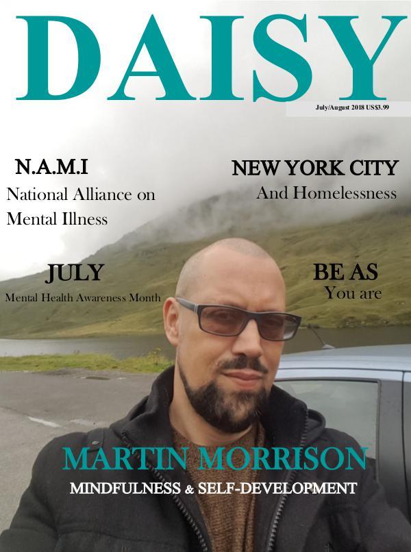 Daisy magazine Complete Daisy magazine July August 2018