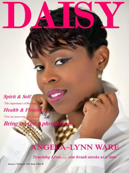 Daisy magazine Daisy January/February 2015