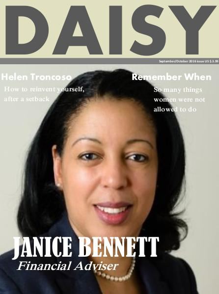 Daisy magazine September/October 2016