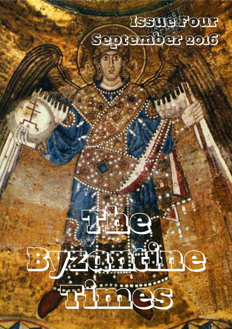 The Byzantine Times Issue 4, September, 2016