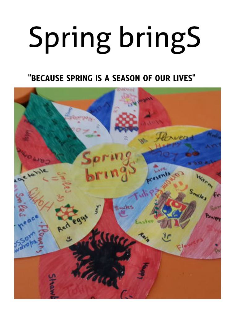 Spring bringS Spring bringS