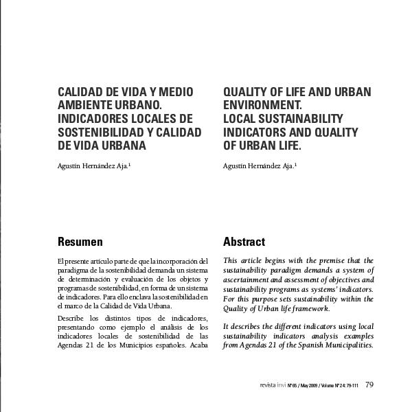 Calidad de Vida y Medio Ambiente Crucigrama-CALIDAD DE VIDA Y MEDIO AMBIENTE URBANO